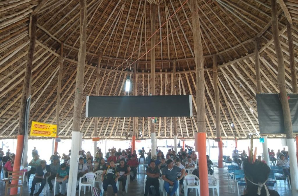 CIR: Mulheres apresentam suas atividades na XIX Assembleia Regional do Tabaio