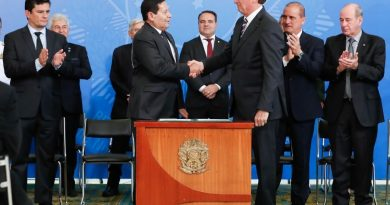AMAZÔNIA NOTÍCIA E INFORMAÇÃO: Bolsonaro exclui governadores do Conselho da Amazônia Legal