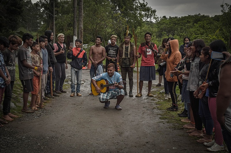 BRASIL DE FATO: Empreendimento imobiliário ao lado de aldeia Guarani está na mira da Justiça Federal