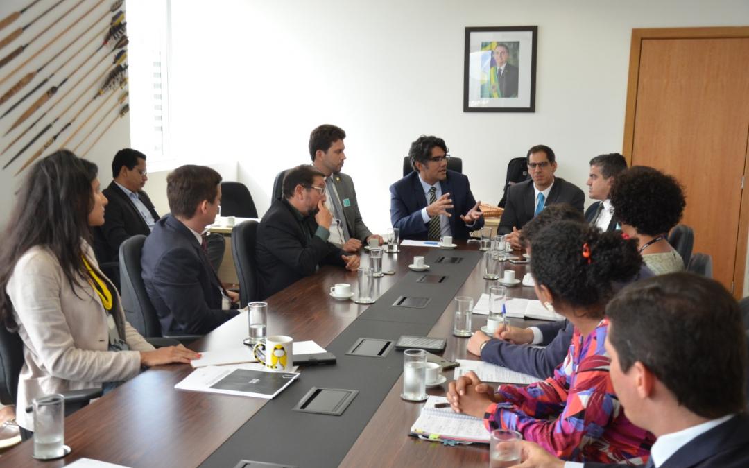 FUNAI: Atendimento jurídico a indígenas é tema de reunião com Defensores Públicos na Funai