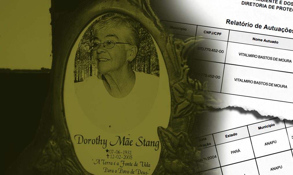 DE OLHO NOS RURALISTAS: Multas do Ibama para assassinos de Dorothy Stang prescreveram ou ainda não foram pagas