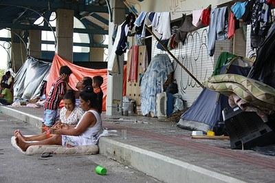 MPF: MPF quer que prefeitura disponibilize estrutura digna para abrigo de indígenas em Florianópolis (SC)