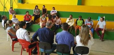 MPF: Indígenas venezuelanos serão inscritos em programas sociais na Paraíba