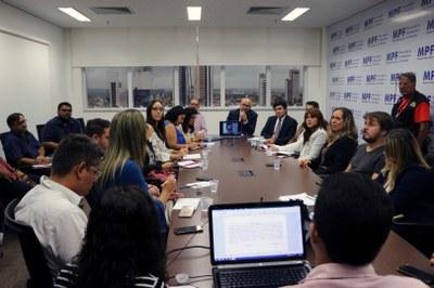 MPF: Órgãos definem medidas emergenciais de proteção para indígenas venezuelanos na Paraíba