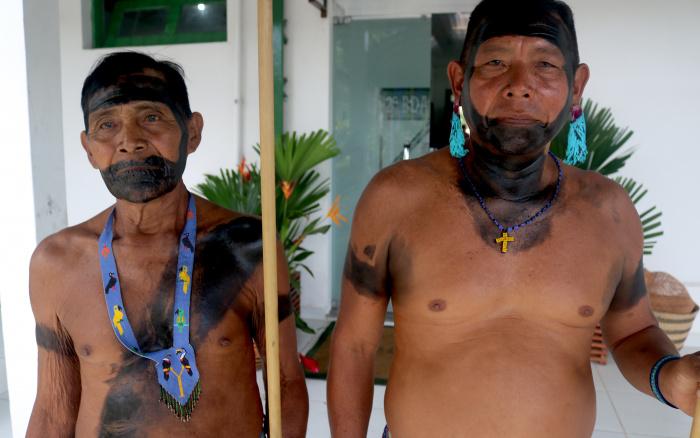 FOIRN: Indígenas do Rio Negro mandam recado ao governo: PL 191 é inconstitucional