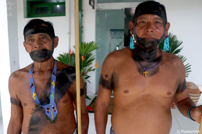 ISA: Indígenas do Rio Negro mandam recado ao governo: PL 191 é inconstitucional