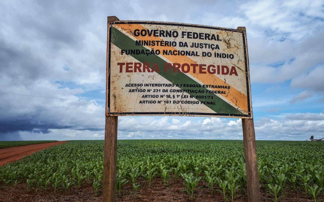 RBA: PL 191, que autoriza exploração de terras indígenas, também libera cultivo de transgênicos