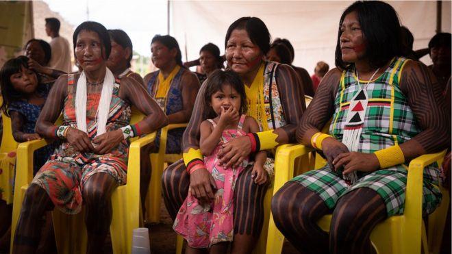 AMAZÔNIA NOTÍCIA E INFORMAÇÃO: Coronavírus pode dizimar povos indigenas, diz pesquisadora