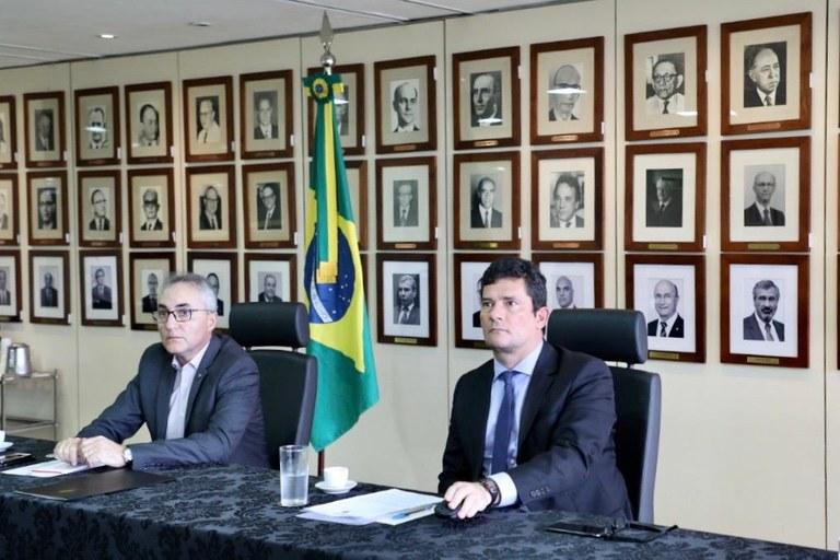 MINISTÉRIO DA JUSTIÇA: MJSP participa da primeira reunião do Conselho Nacional da Amazônia Legal