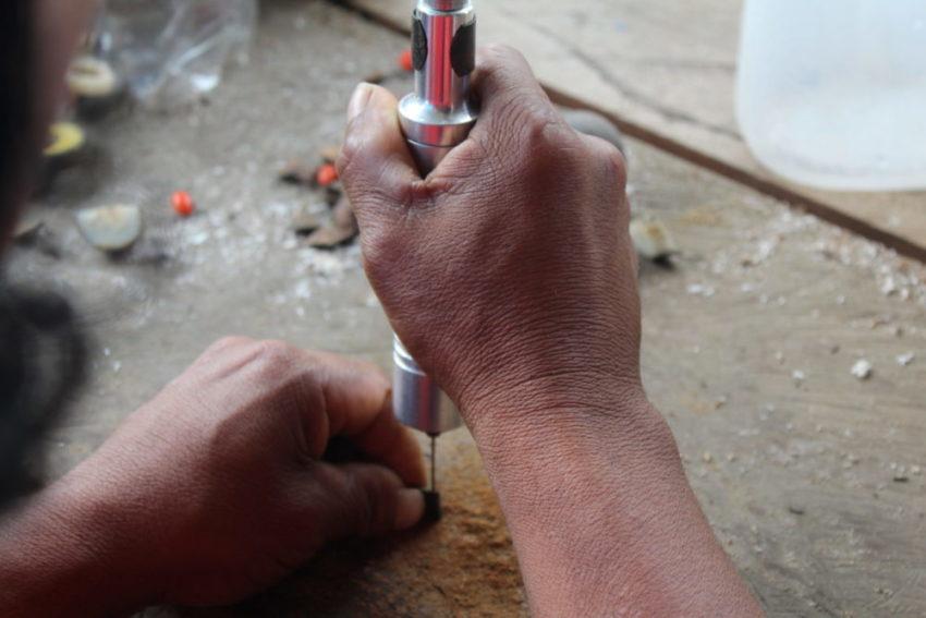 IEB: Oficina de artesanato fortalece cultura e geração de renda em Terra Indígena Apurinã