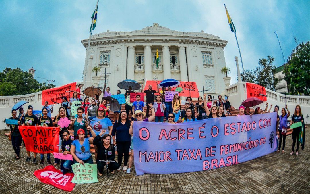 AMAZÔNIA REAL: Impunidade, descaso e injustiça refletem na alta do feminicídio na Amazônia Legal