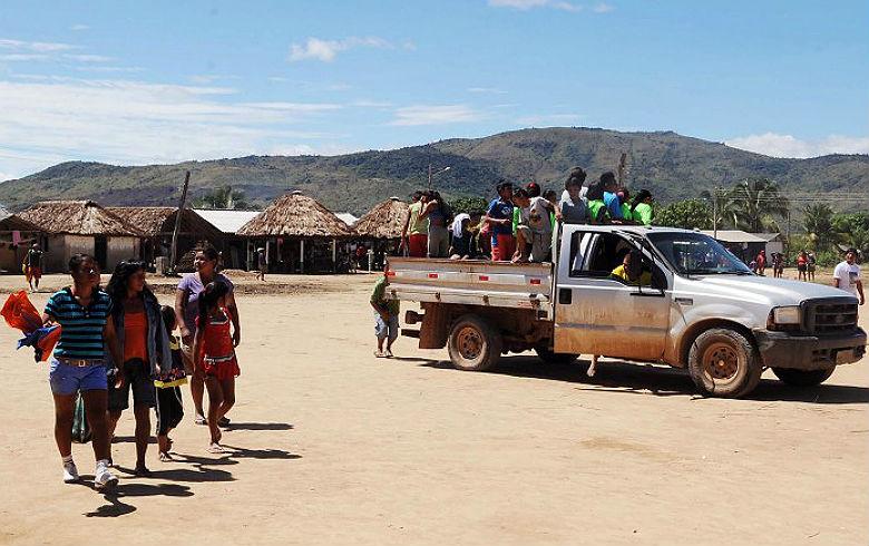 RBA: Terra Indígena Raposa Serra do Sol é invadida por garimpeiros