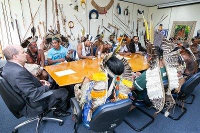PGR: Lideranças Tupinambá relatam aumento de conflitos e dificuldade de diálogo com MJ sobre processo de demarcação