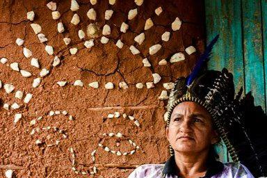 JORNALISTAS LIVRES: A luta ambiental dos índios Tuxás contra o retrocesso da usina nuclear