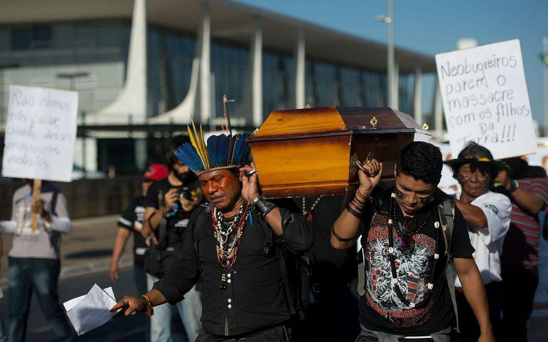 RBA: Governo Bolsonaro é denunciado na ONU por ameaça de genocídio de indígenas isolados