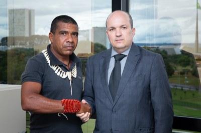 PGR: Cacique Babau relata ameaças e acirramento de conflitos na Terra Indígena Tupinambá dos Olivença, no Sul da Bahia