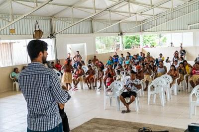 MPF: MPF inicia inspeção de impactos causados por hidrelétricas no Rio Teles Pires