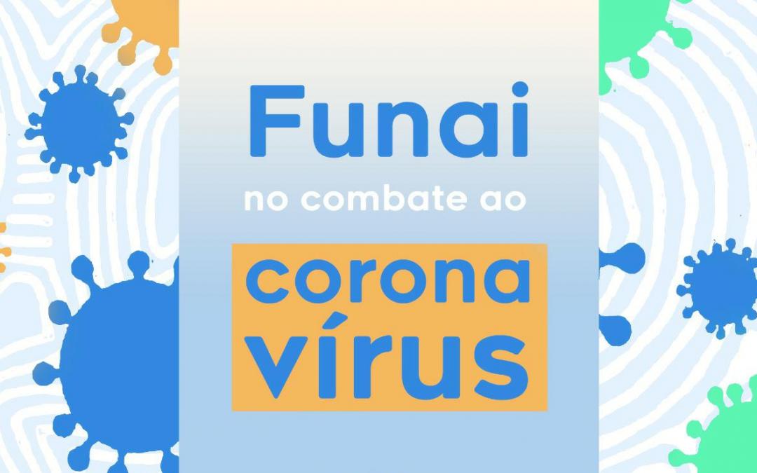FUNAI: Grupo de trabalho avalia ações de enfrentamento à pandemia da Covid-19