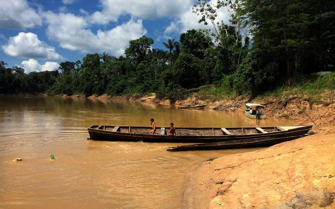 AMAZÔNIA REAL: Indígenas do Vale do Javari evitam missionários e 'Nós', a Peste Global