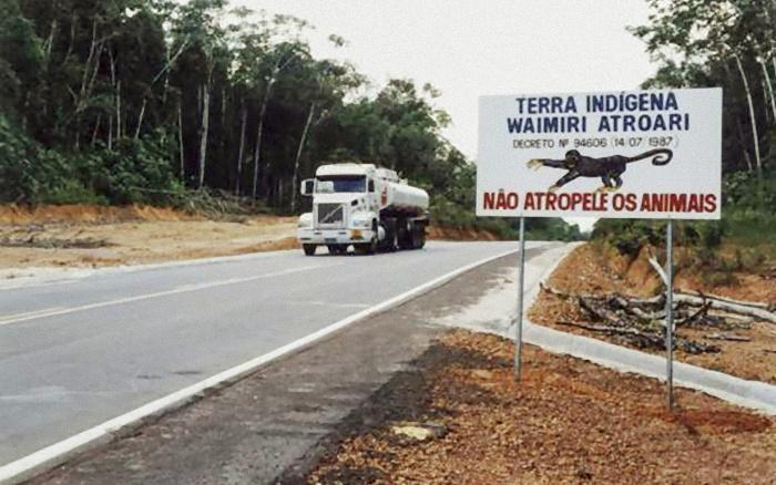 ISA: Waimiri Atroari denunciam agressão de deputado estadual que arrebentou corrente