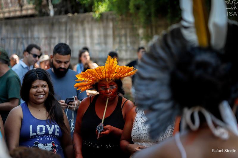 ISA: Entenda o protesto dos Guarani-Mbya contra a construtora Tenda