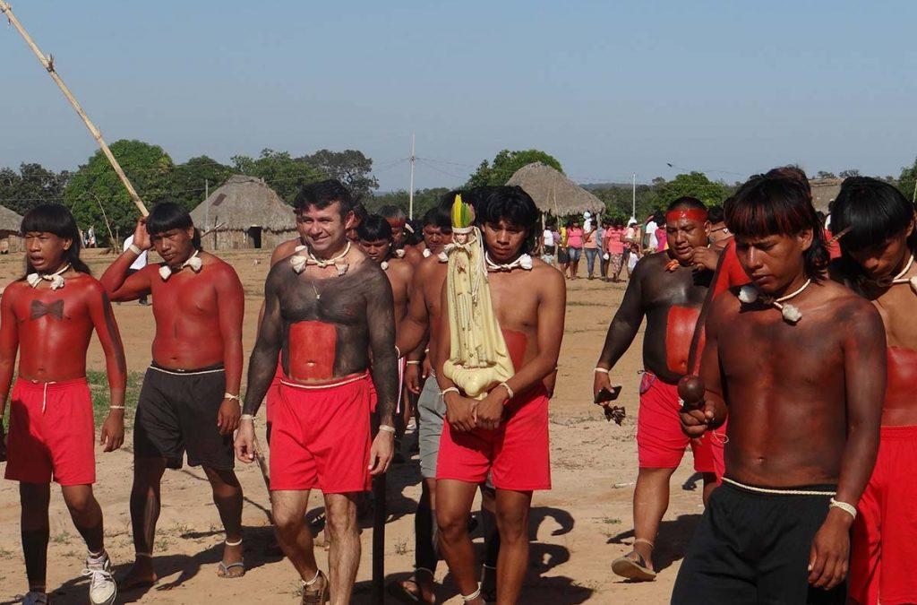"""AMAZÔNIA NOTÍCIA E INFORMAÇÃO: Associações Xavante questionam """"condução ilegítima"""" de consulta sobre hidrelétricas que afetam seus territórios"""