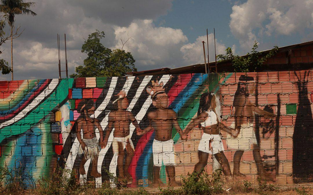 "AMAZÔNIA REAL: Coronavírus: Indígenas que vivem na cidade são classificados como ""brancos"" no Amazonas"
