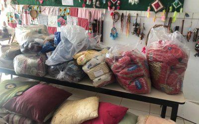 FUNAI: Funai articula aquisição e distribuição de cestas básicas para indígenas