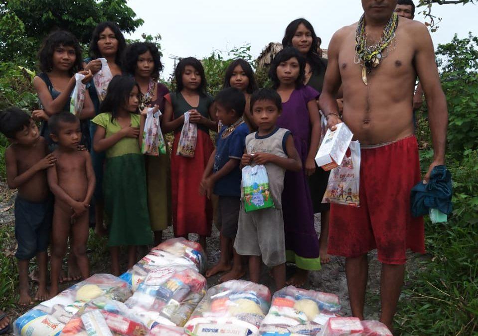 FUNAI: Covid-19: Funai já distribuiu mais de 4 mil cestas básicas a indígenas
