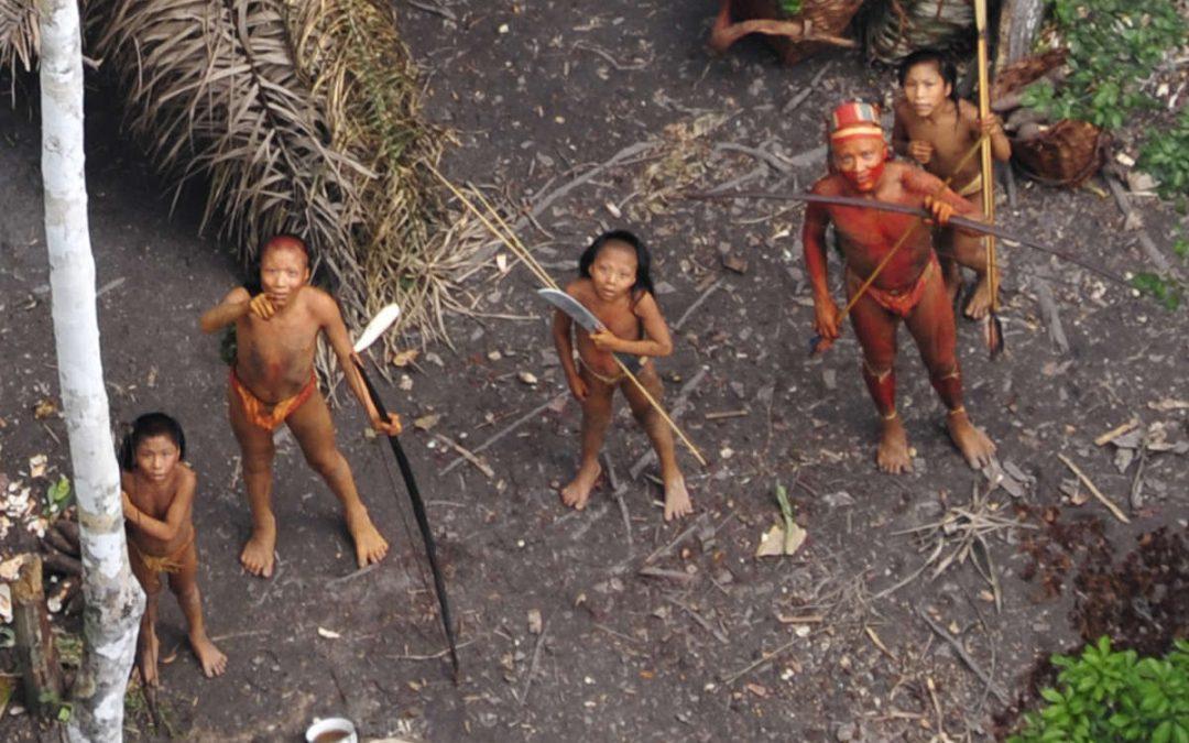 """SURVIVAL: """"É uma questão de vida ou morte"""": o coronavírus ameaça povos indígenas em todo o mundo"""