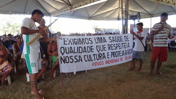 CIMI: Covid-19: MPF recomenda ações emergenciais de proteção à saúde dos povos indígenas