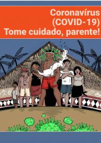 ISA: No Alto Rio Negro, cartilha em idiomas indígenas orienta combate à Covid-19