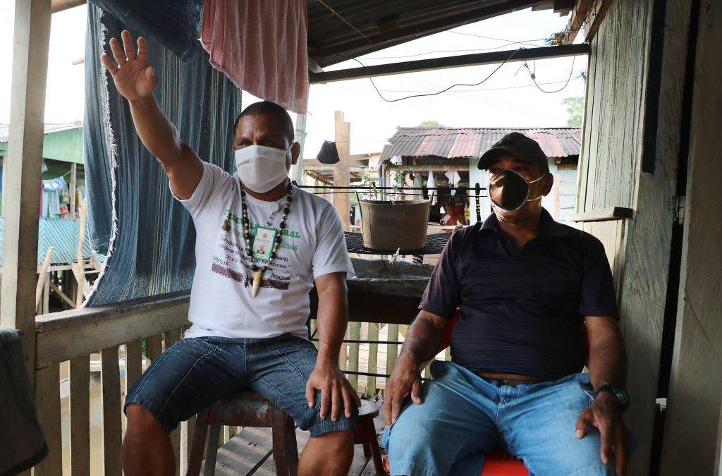 FOLHA DE SÃO PAULO: Povo indígena mais atingido pela Covid-19 vê negligência de hospital militar