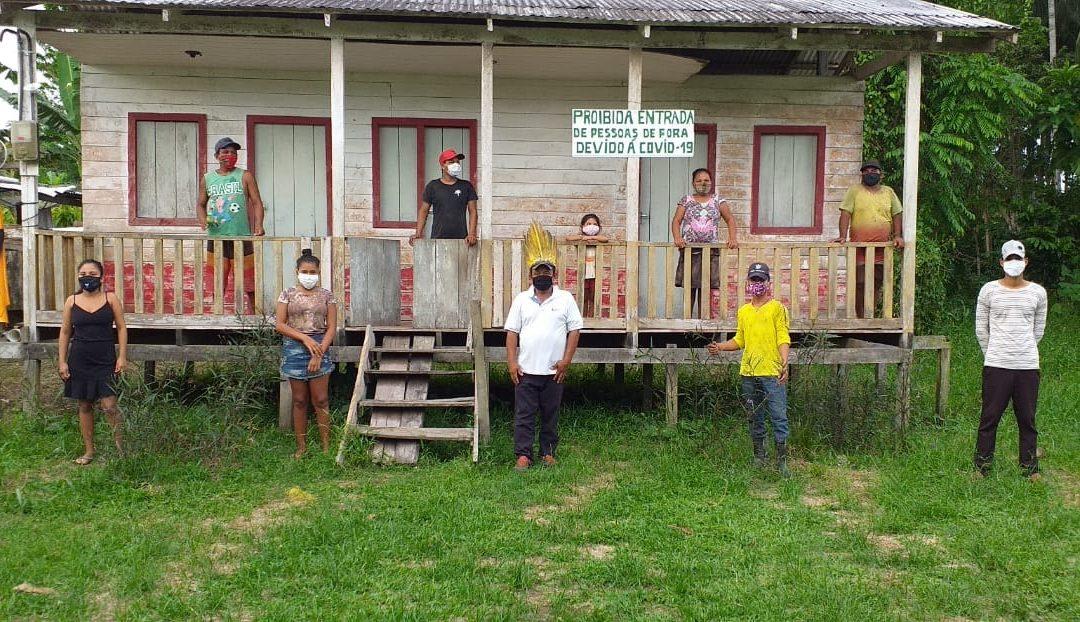 AMAZÔNIA REAL: Indígenas do Médio Solimões denunciam falta de remédios e testes para Covid-19