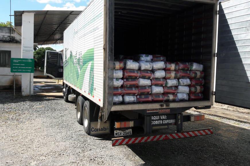 FUNAI: Famílias indígenas do ES recebem quase 3 mil cestas de alimentos doadas pelo MMFDH