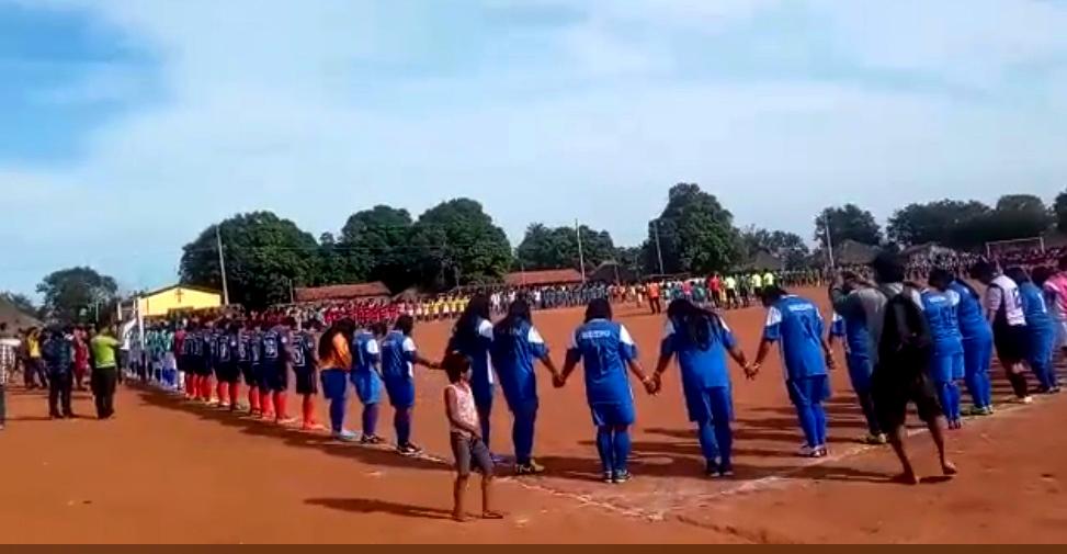 AMAZÔNIA REAL: Xavantes realizaram torneio de futebol na quarentena do coronavírus
