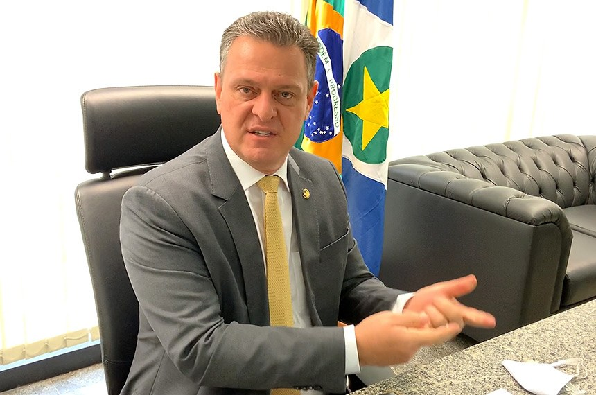 SENADO: Carlos Fávaro defende projeto de regularização fundiária