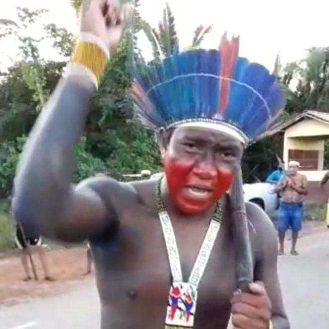 AMAZÔNIA NOTÍCIA E INFORMAÇÃO: Com explosão de casos de covid-19, indígenas do Pará recorrem a socorro de voluntários