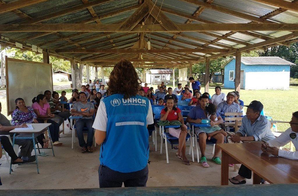 ONU BRASIL: ACNUR: 65% dos indígenas venezuelanos no Brasil são solicitantes de refúgio