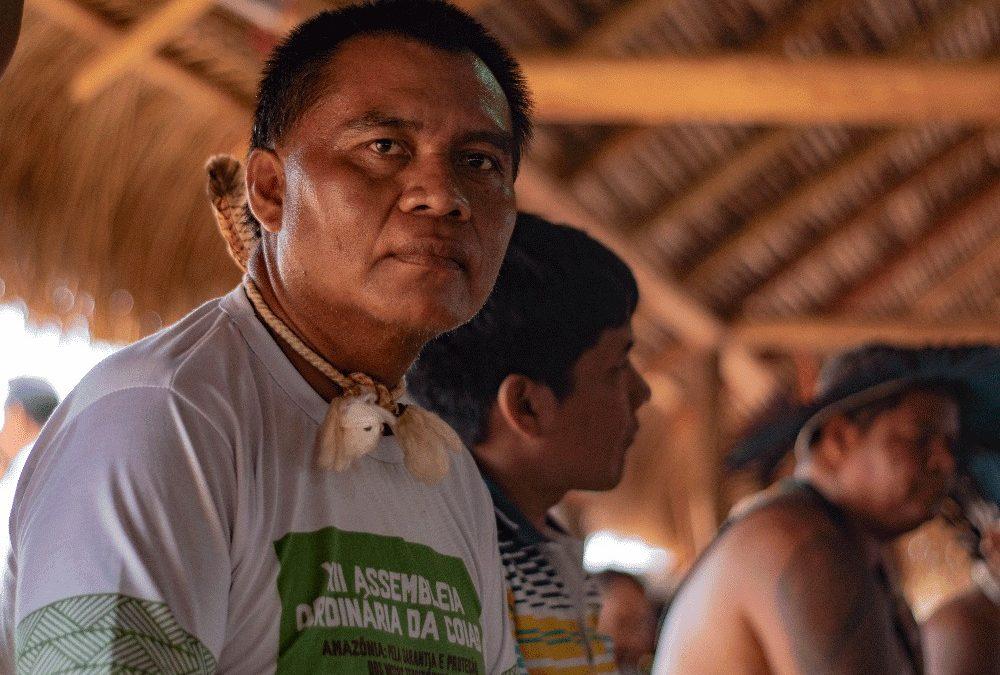 "AMAZÔNIA REAL: Coronavírus: ""Não queremos outro genocídio indígena"", diz Crisanto Rudzö Tseremey'wá, da etnia Xavante"