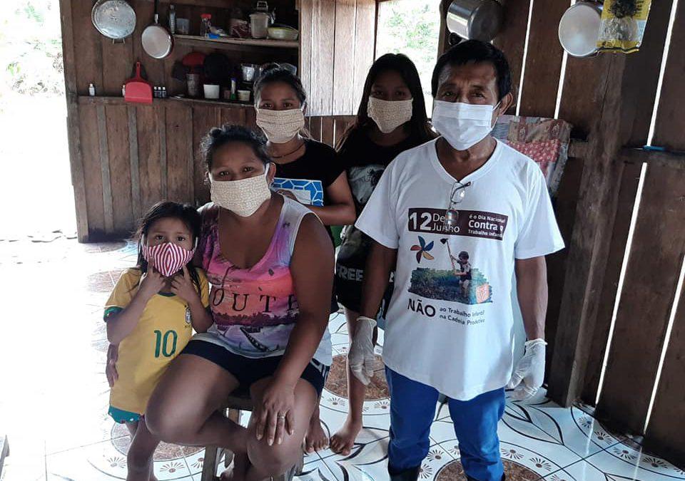 AMAZÔNIA REAL: Coronavírus: Memória acesa nas perdas de mãe e filho Karitiana, em Rondônia