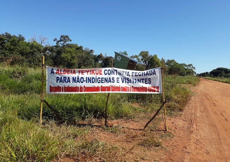 CIMI: Mortes por covid-19 entre indígenas precisam virar assunto para a Corte Interamericana de Direitos Humanos