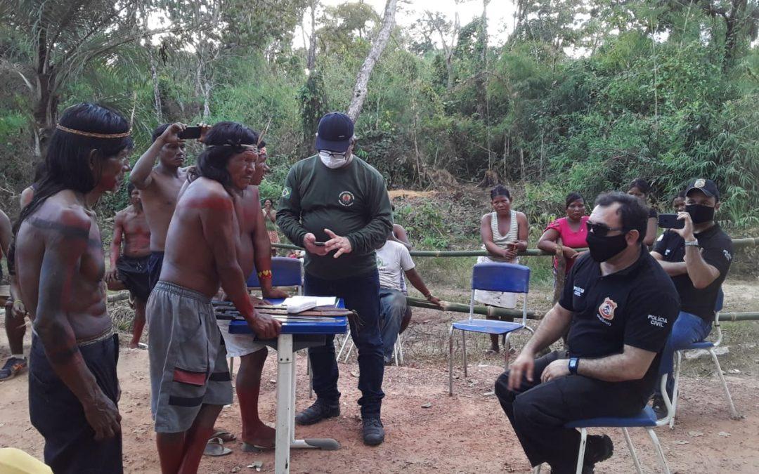 DE OLHO NOS RURALISTAS: Bloqueios sanitários de indígenas são desafiados e explicitam conflitos históricos