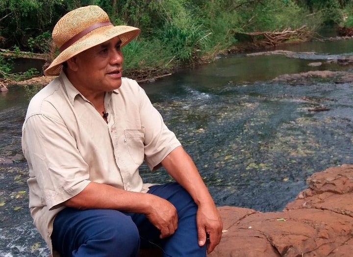 CIMI: Nota de pesar do Cimi Regional Sul pela morte do cacique Lourenço Amantino