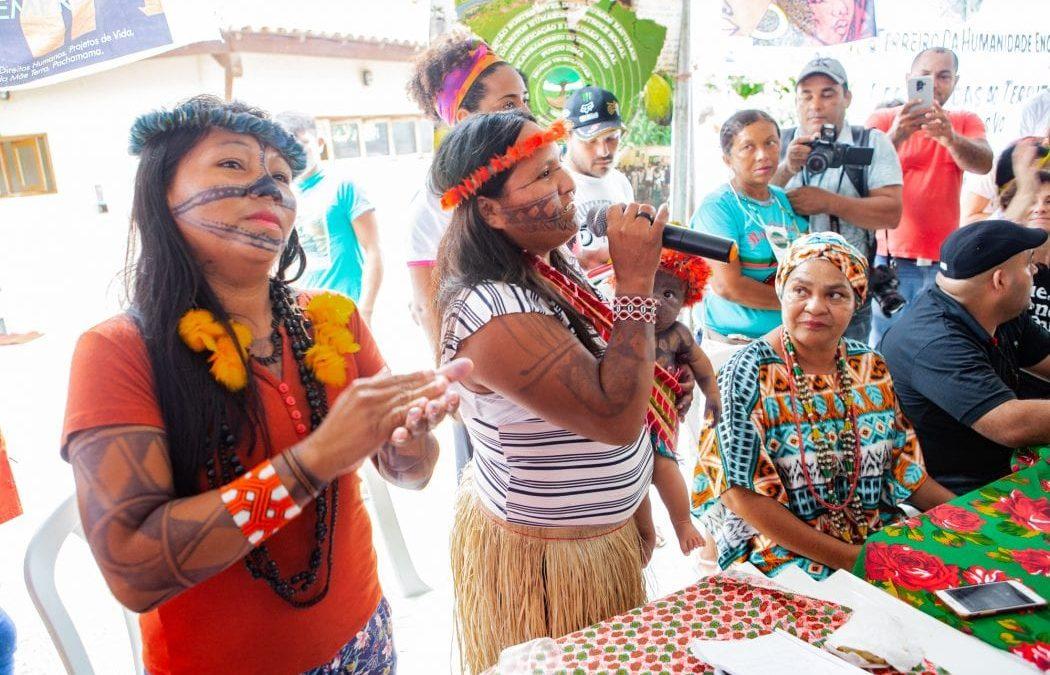 """CIMI: Indígenas amazônicos estão """"em grave risco"""" frente ao COVID-19, alertam ONU Direitos Humanos e CIDH"""