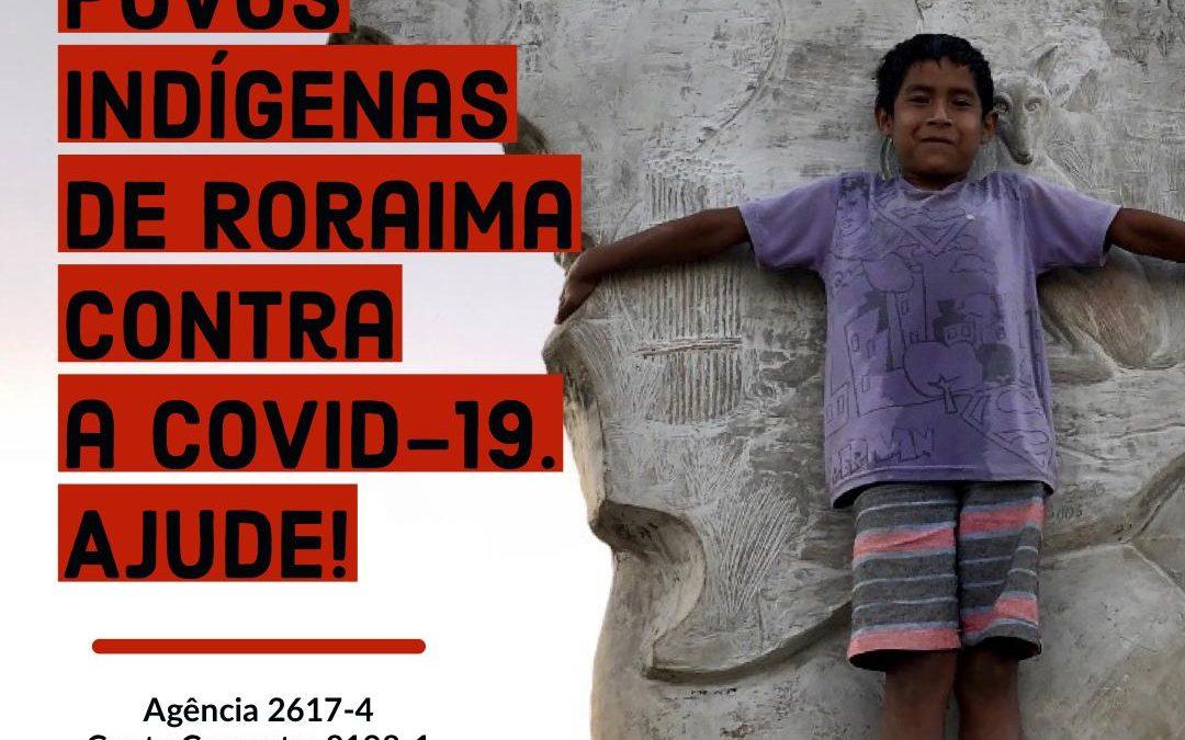 CIR: CIR ARRECADA AJUDA PARA OS POVOS INDÍGENAS DE RORAIMA