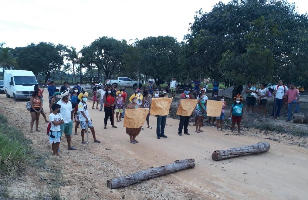 DE OLHO NOS RURALISTAS: Bloqueios do povos Tremembé e Pataxó tentam impedir avanço de turistas no litoral nordestino
