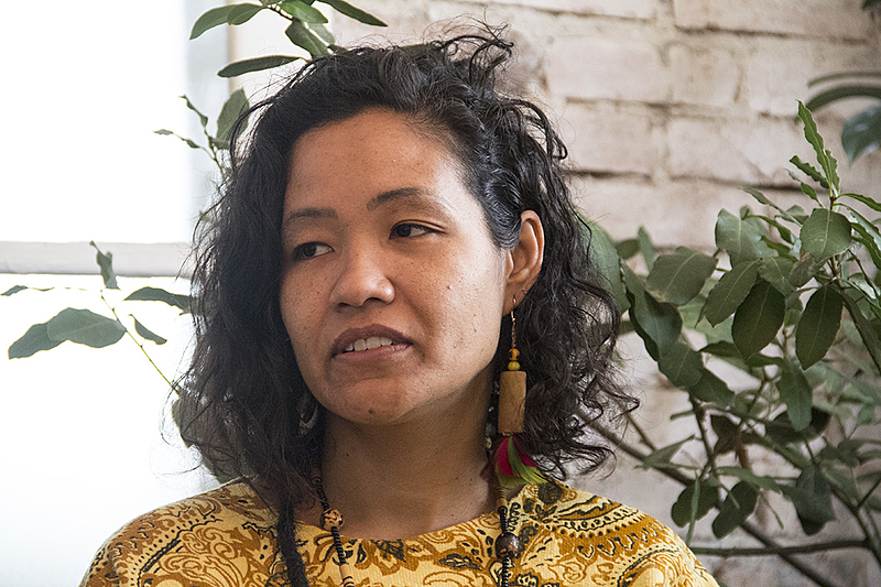 BRASIL DE FATO: Alice Martins, uma mulher indígena em contexto urbano