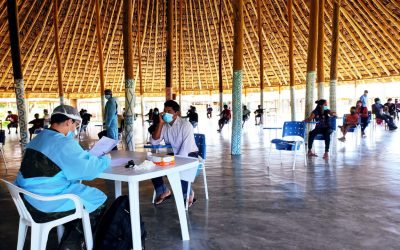 DEFESA: Militares profissionais de saúde atendem mais de 3,8 mil indígenas em Raposa Serra do Sol