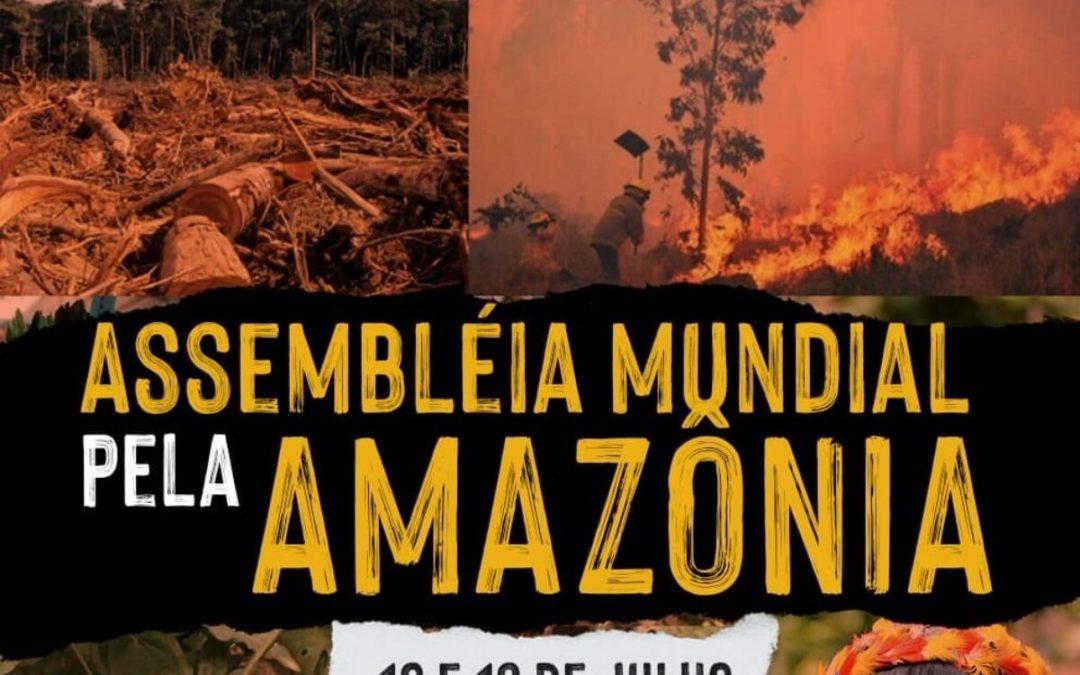 CNBB: Repam-Brasil participa da Assembleia Mundial pela Amazônia realizada virtualmente